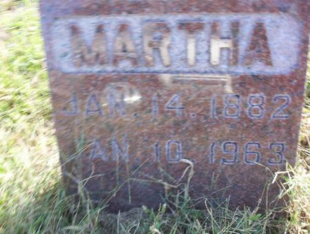READ FRAZIER, MARTHA (MATTIE) - Harrison County, Iowa | MARTHA (MATTIE) READ FRAZIER
