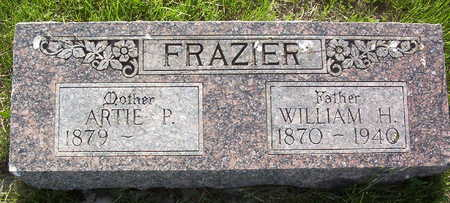 FRAZIER, WILLIAM H. - Harrison County, Iowa | WILLIAM H. FRAZIER