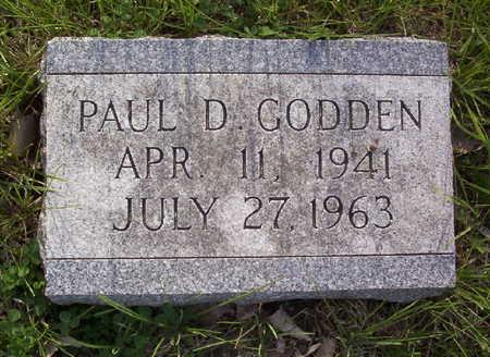 GODDEN, PAUL DEAN - Harrison County, Iowa | PAUL DEAN GODDEN