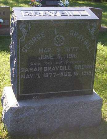 GRAYBILL, GEORGE L. - Harrison County, Iowa | GEORGE L. GRAYBILL