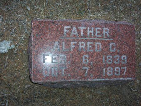 HARDER, ALFRED C - Harrison County, Iowa | ALFRED C HARDER