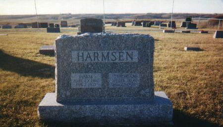 HARMSEN, THERESA - Harrison County, Iowa | THERESA HARMSEN