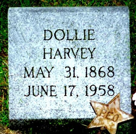 YATES HARVEY, DOLLIE - Harrison County, Iowa | DOLLIE YATES HARVEY