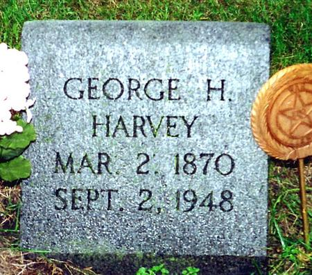 HARVEY, GEORGE - Harrison County, Iowa | GEORGE HARVEY