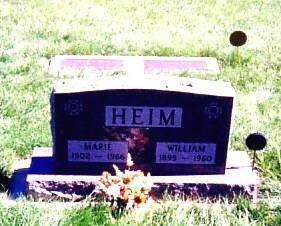 HEIM, EMMA MARIE - Harrison County, Iowa | EMMA MARIE HEIM