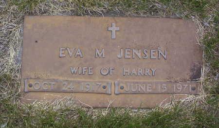OLMSTEAD JENSEN, EVA M. - Harrison County, Iowa | EVA M. OLMSTEAD JENSEN