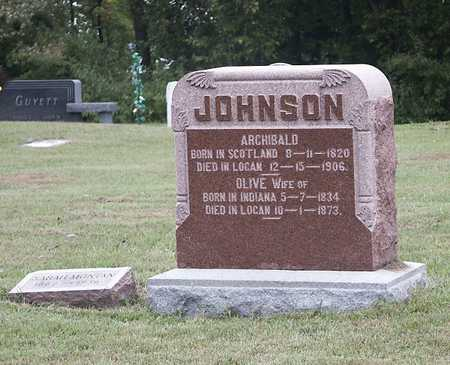 JOHNSON, OLIVE - Harrison County, Iowa | OLIVE JOHNSON