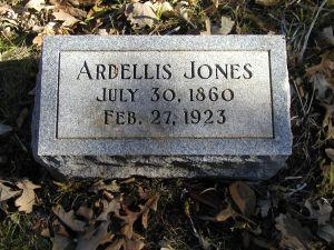 JONES, ARDELLIS - Harrison County, Iowa | ARDELLIS JONES