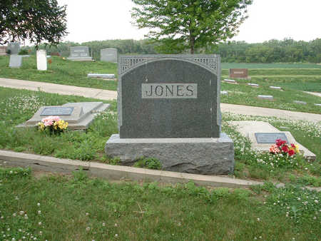 JONES, THOMAS F - Harrison County, Iowa | THOMAS F JONES