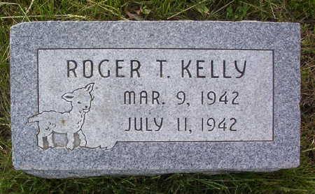 KELLY, ROGER THOMAS - Harrison County, Iowa | ROGER THOMAS KELLY