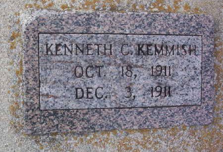 KEMMISH, KENNETH C. - Harrison County, Iowa | KENNETH C. KEMMISH