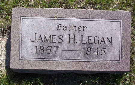LEGAN, JAMES H. - Harrison County, Iowa | JAMES H. LEGAN