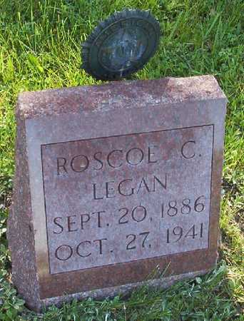 LEGAN, ROSCOE C. - Harrison County, Iowa | ROSCOE C. LEGAN