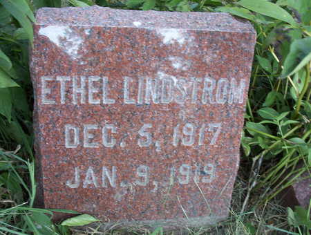 LINDSTROM, ETHEL - Harrison County, Iowa | ETHEL LINDSTROM