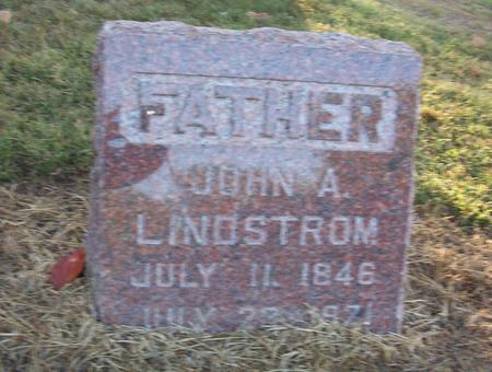 LINDSTROM, JOHN AUGUST - Harrison County, Iowa | JOHN AUGUST LINDSTROM