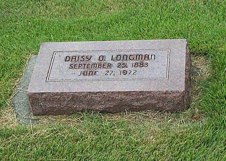 LONGMAN, DAISY OLIVE - Harrison County, Iowa | DAISY OLIVE LONGMAN