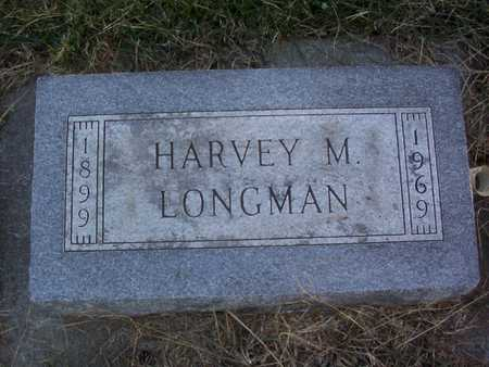 LONGMAN, HARVEY MANLEY - Harrison County, Iowa | HARVEY MANLEY LONGMAN