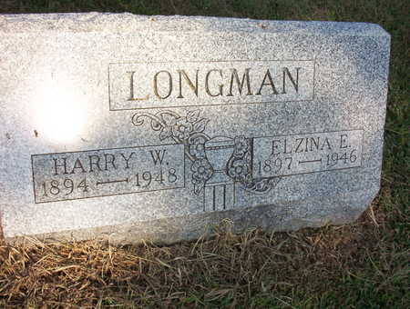 LONGMAN, HARRY WILLIS - Harrison County, Iowa | HARRY WILLIS LONGMAN