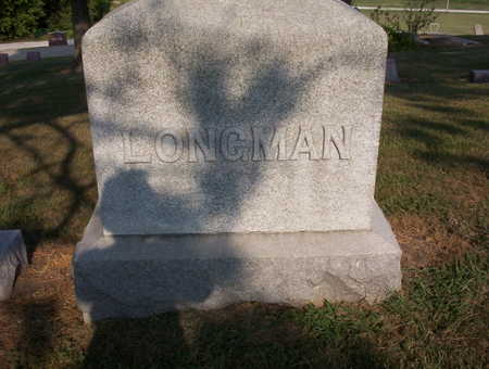 LONGMAN, MARGARET ELEANOR - Harrison County, Iowa | MARGARET ELEANOR LONGMAN