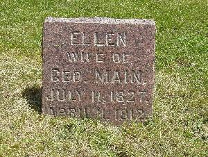 MAIN, ELLEN - Harrison County, Iowa | ELLEN MAIN