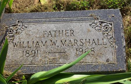 MARSHALL, WILLIAM - Harrison County, Iowa | WILLIAM MARSHALL
