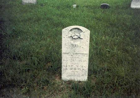 OWENS MARTIN, PRISCILLA I. - Harrison County, Iowa | PRISCILLA I. OWENS MARTIN