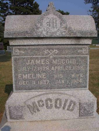 STRAIGHT MCCOID, EMELINE - Harrison County, Iowa | EMELINE STRAIGHT MCCOID
