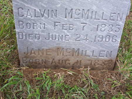 MCMILLEN, JANE - Harrison County, Iowa | JANE MCMILLEN