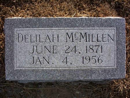 BRANDON MCMILLEN, DELILAH - Harrison County, Iowa | DELILAH BRANDON MCMILLEN