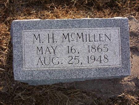 MCMILLEN, MICHAEL HARVEY - Harrison County, Iowa | MICHAEL HARVEY MCMILLEN