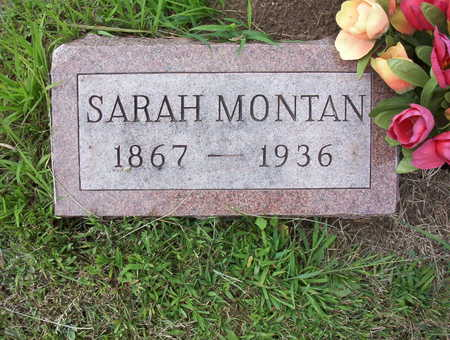 JOHNSON MONTAN, SARAH E. - Harrison County, Iowa | SARAH E. JOHNSON MONTAN