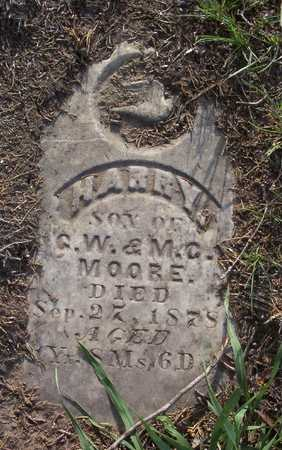 MOORE, HARRY - Harrison County, Iowa | HARRY MOORE