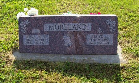 MORELAND, LLOYD - Harrison County, Iowa | LLOYD MORELAND