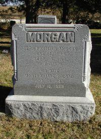 MORGAN, MARTHA JANE - Harrison County, Iowa | MARTHA JANE MORGAN