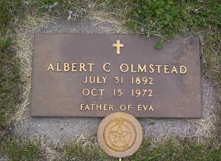 OLMSTEAD, ALBERT C. - Harrison County, Iowa | ALBERT C. OLMSTEAD