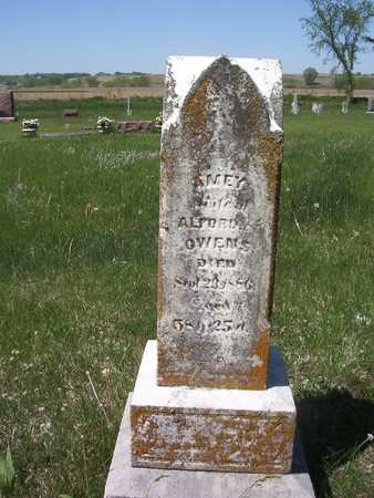 WILLIAMS OWENS, AMEY - Harrison County, Iowa | AMEY WILLIAMS OWENS
