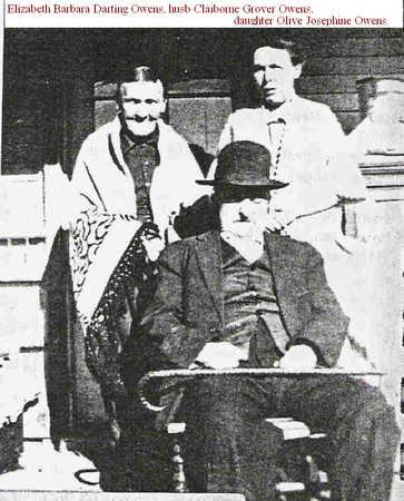 OWENS, ELIZABETH BARBARA - Harrison County, Iowa | ELIZABETH BARBARA OWENS