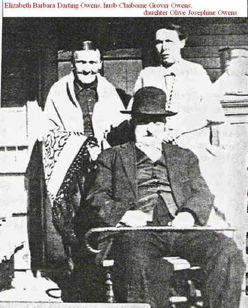 OWENS, OLIVE JOSEPHINE - Harrison County, Iowa | OLIVE JOSEPHINE OWENS