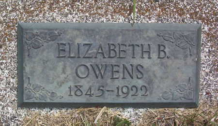 DARTING OWENS, ELIZABETH BARBARA - Harrison County, Iowa | ELIZABETH BARBARA DARTING OWENS