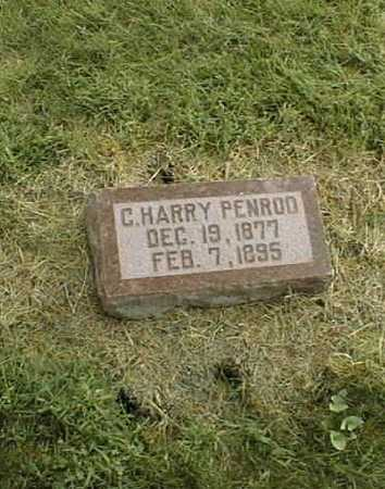 PENROD, CHARLES HARRY - Harrison County, Iowa | CHARLES HARRY PENROD