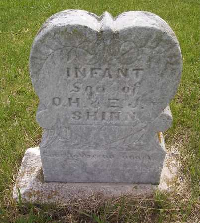 SHINN, INFANT SON - Harrison County, Iowa   INFANT SON SHINN