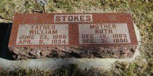 STOKES, WILLIAM - Harrison County, Iowa | WILLIAM STOKES
