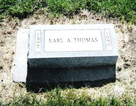 THOMAS, EARL A. - Harrison County, Iowa | EARL A. THOMAS