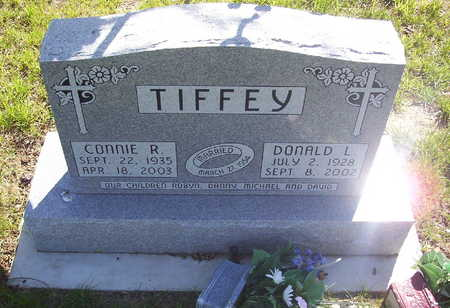 TIFFEY, DONALD L. - Harrison County, Iowa | DONALD L. TIFFEY