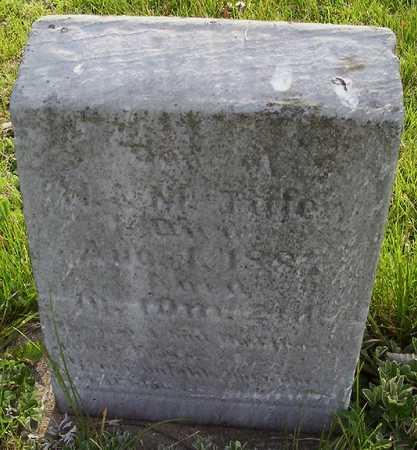 TIFFEY, SARAH E. - Harrison County, Iowa | SARAH E. TIFFEY