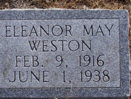 WESTON, ELEANOR MAY - Harrison County, Iowa | ELEANOR MAY WESTON