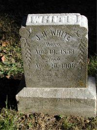 WHITE, J. R. - Harrison County, Iowa | J. R. WHITE