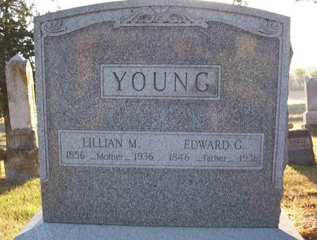 YOUNG, LILLIAN M - Harrison County, Iowa | LILLIAN M YOUNG