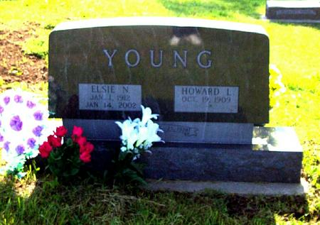 YOUNG, ELSIE - Harrison County, Iowa | ELSIE YOUNG