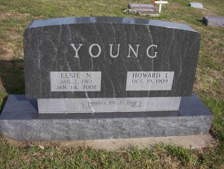 YOUNG, HOWARD LEWIS - Harrison County, Iowa | HOWARD LEWIS YOUNG